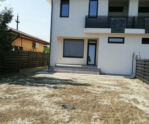 Magurele-Varteju,  vila tip duplex, finalizata, la cheie