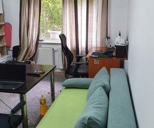 Berceni-Oltenitei, apartament 2 camere, parter cu balcon, mobilat-utilat