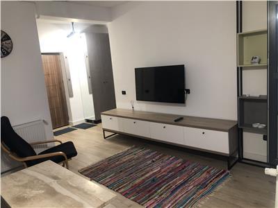 Splaiul Unirii-apartament bloc nou, mobilat-utilat modern, loc parcare