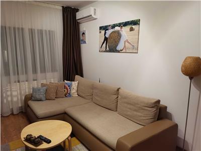 Titan-Ozana, apartament 2 camere, bloc nou, mobilat-utilat-loc parcare